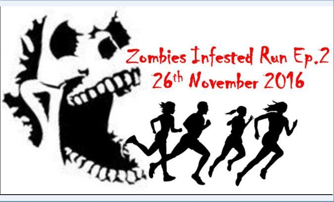 ZOMBIES INFESTED 10K RUN EP.2