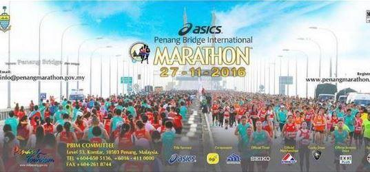 Penang Bridge International Marathon