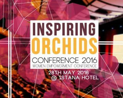Inspiring Orchid Conference 2016