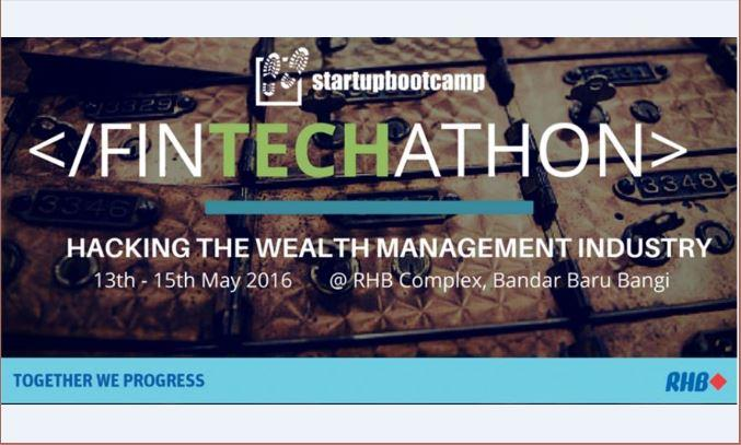 FinTechathon: Hacking the Wealth Management Industry