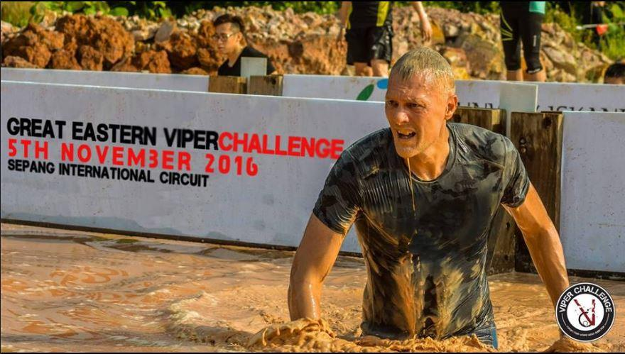 Great Eastern Viper Challenge