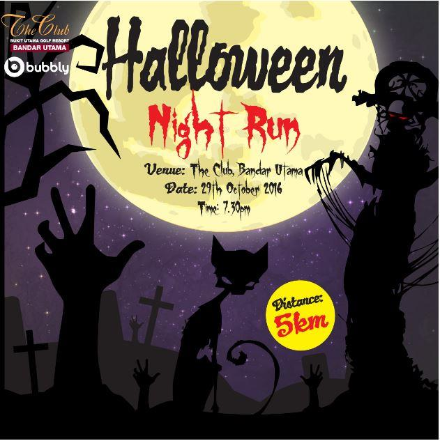 Halloween Night Run