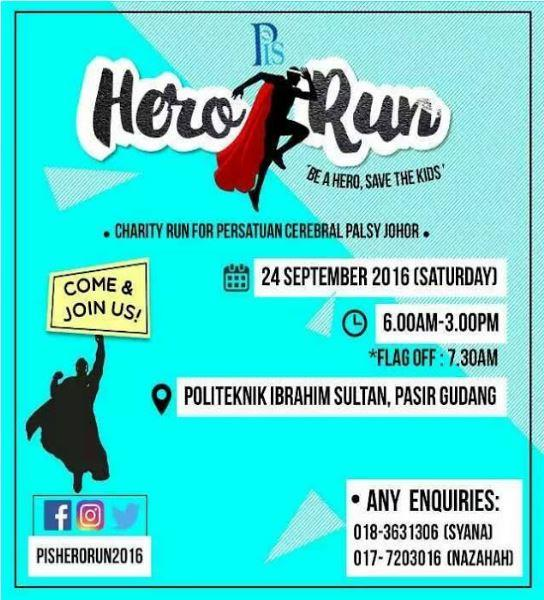 PIS Hero Run 2016