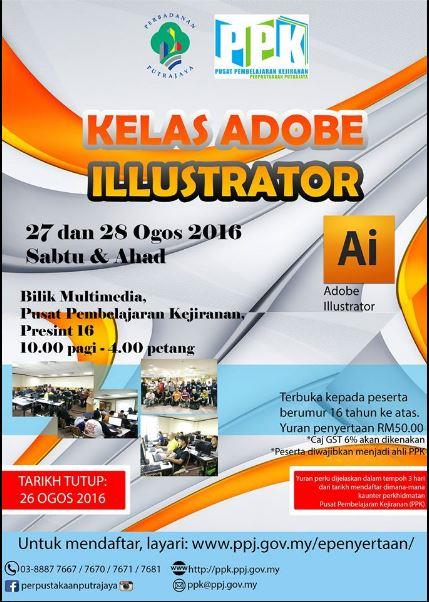 Kelas Adobe Illustrator