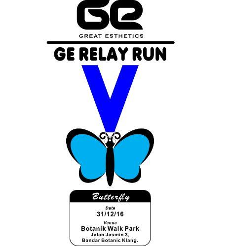 GE Relay Run 2nd Series 2016