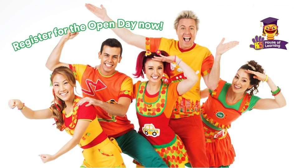 Hi-5 House of Learning Open Day
