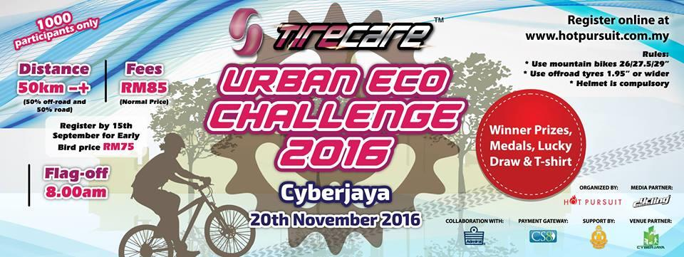 TireCare Urban Eco Challenge 2016