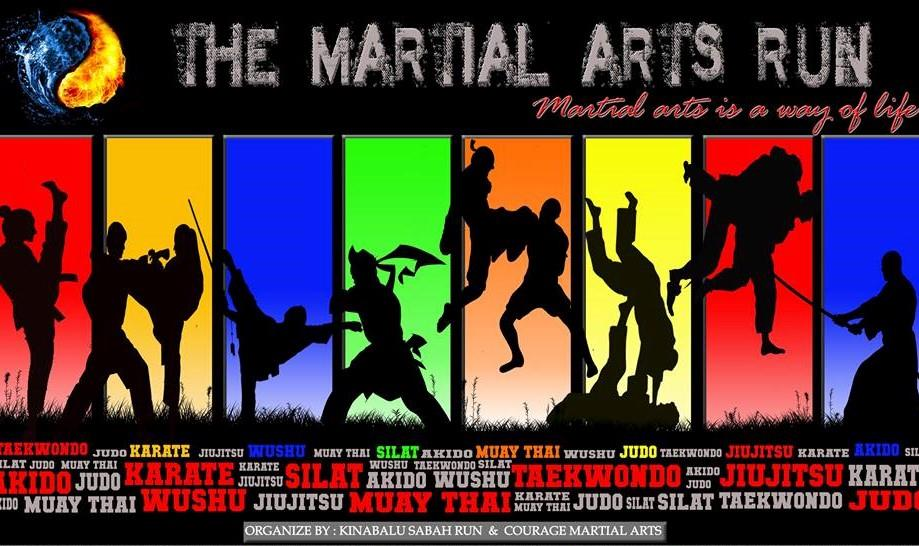 The Martial Arts Run
