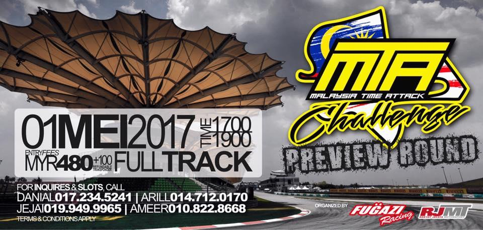 Malaysia Time Attack Challenge