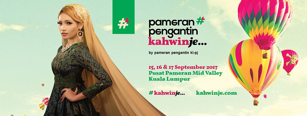 Pameran Pengantin Kahwinje by KLPJ 2017 (SEPTEMBER)