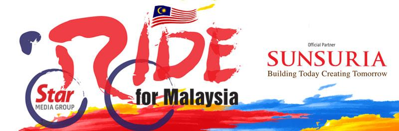 Ride For Malaysia 2017