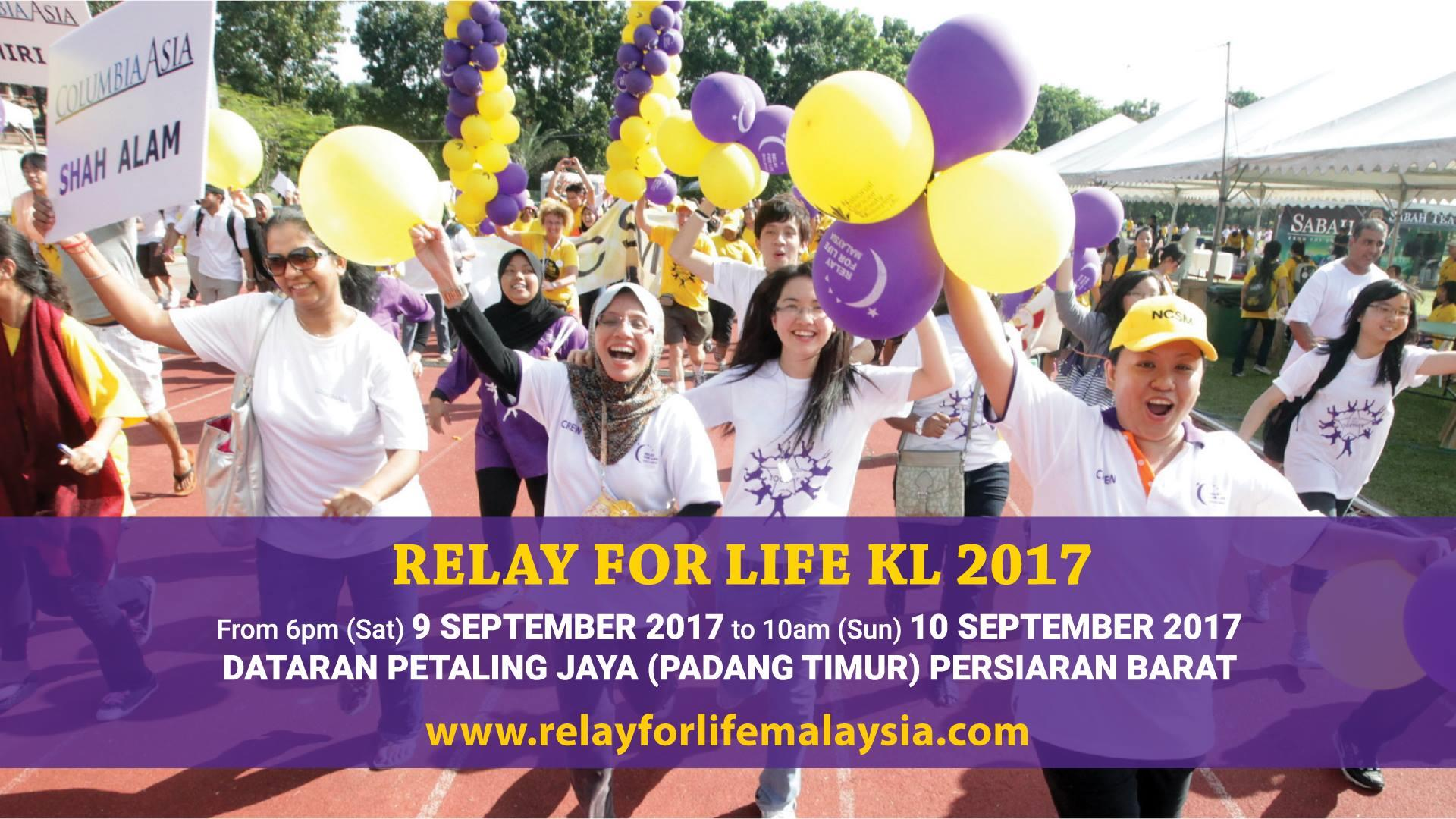 Relay For Life KL 2017