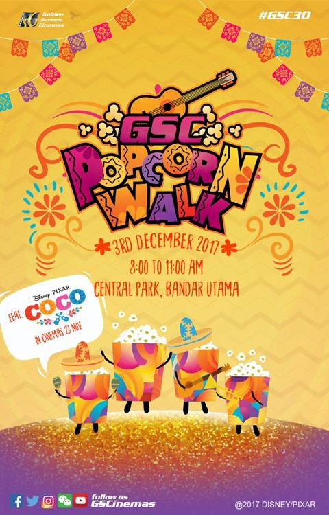 GSC30 Popcorn Walk feat. COCO