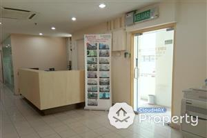 Ready Office Suite near BRT –Sunway Mentari
