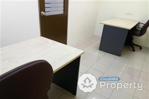 Affordable Serviced Office/Virtual Office near BRT-Sunway Mentari
