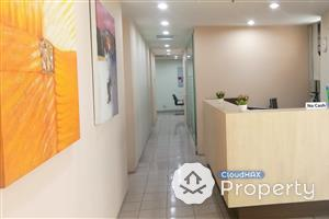 Flexible Term Instant Office- Level 7(Block A) Mentari Business Park