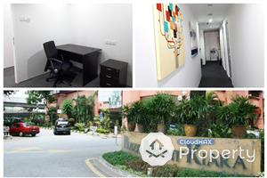 Furnished Serviced Office with Free Hassle  at Plaza Mont Kiara