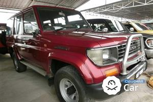 1996 Toyota Land Cruiser 4.2 (M)