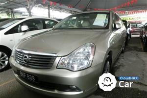 2008 Nissan Sylphy 2.0
