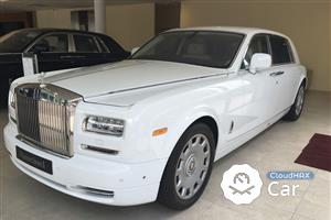 2012 Rolls-Royce Phantom EWB series II