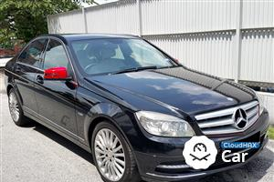 2011 Mercedes-Benz C250 Avantgarde