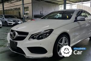 2013 Mercedes-Benz E250 Coupe