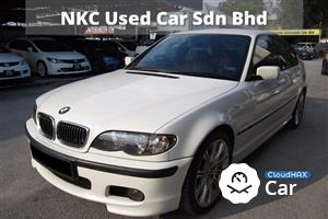 BMW I M For Sale By NKC USED CAR For RM - Bmw 325i m3