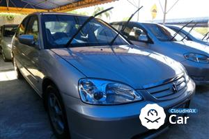 2002 Honda Civic 1.7