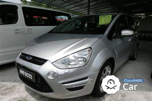 2012 Ford S-Max 2.0