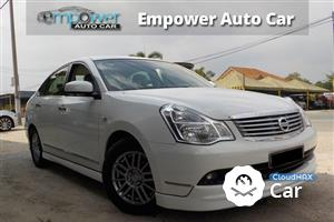 2011 Nissan Sylphy 2.0