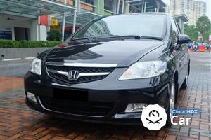 2006 Honda City 1.5 (A) Ori Paint Per Record