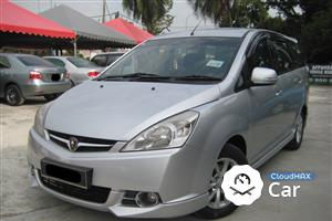 2012 Proton Exora 1.6 HIGH LINE (A) TIP TOP CONDITION FULL LOAN