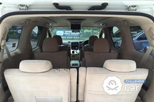 2012 Toyota Vellfire 2.4VL(A)2 POWER DOOR PILOT SEAT FULL LOAN