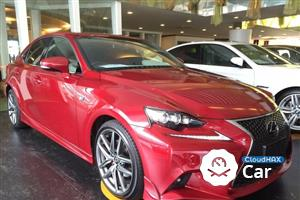 2013 Lexus IS 250 Luxury