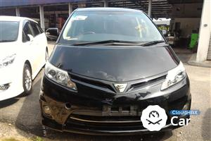 2012 Toyota Estima 2.4 Sunroof Moonroof