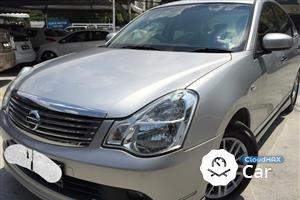 2012 Nissan Sylphy 2.0