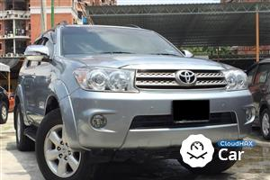 2010 Toyota Fortuner WTX2758