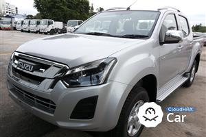 2017 Isuzu D-Max Double Cab 2.5L VGS Turbo