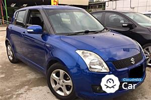 2010 Suzuki Swift WTJ7653