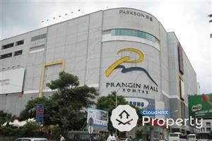 Prangin Mall (Shoplot)