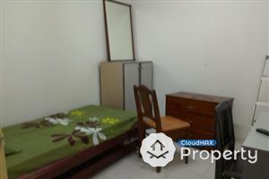 Indah Apartment, Prima Damansara Corner Ground flr