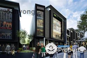 NEW LAUNCH 4 STOREY SHOP LOT WITH LIFT @ CHERAS KL