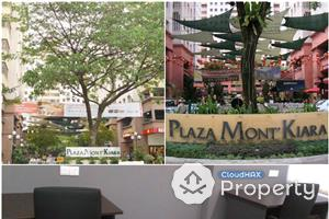 Plaza Mont Kiara (KL)  - Affordable Serviced Office for Rent