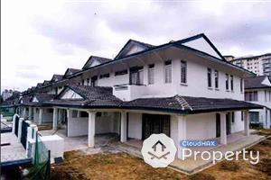 Desa Aman 1 (double-storey linkhouses)