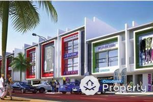 Taman Nusa Idaman ( Precinct 8- 3 Storey Shop Office )